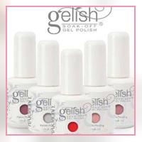 Gelish nail treatment at Rondebosch Day Spa