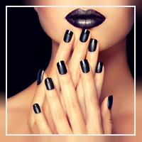 Nail treatments at Palmyra Beauty Spa